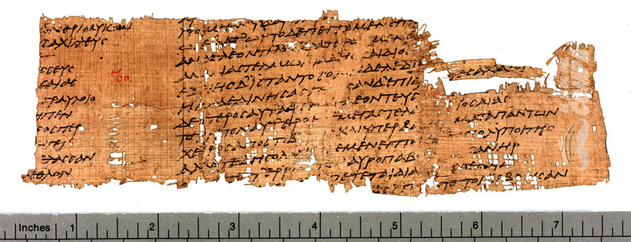 Correspondencia de la Antigua Grecia