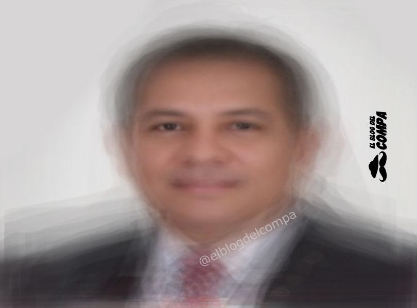La cara del diputado panameño promedio
